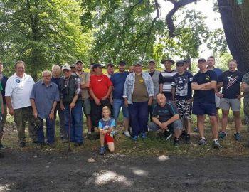 Towarzyskie Zawody Spławikowe Koła 3-21-22-30 - 09.07.2017