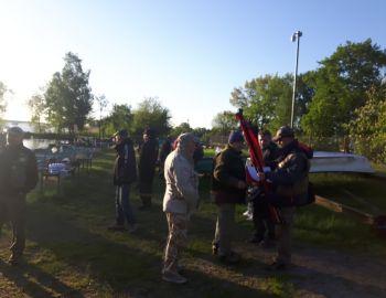 Spinningowe Zawody GPX (I TURA) O Mistrzostwo Koła 22 Zegrze PŁD 06.05.2018 Zalew Zegrzyński.