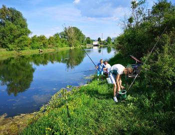 Wędkarska szkółka SOBEK spotkanie nr2 13.05.2018