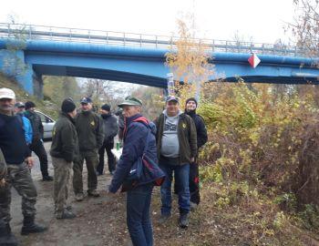 Spławikowe Zawody GPX (V TURA) 28.10.2018.Kanał Królewski Aleksandrów.