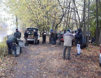 Spinningowe Zawody GPX O Mistrzostwo Koła (IV TURA) Kanał Królewski Aleksandrów 28.10.2018