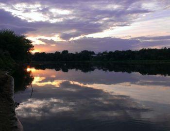 Towarzyskie Zawody Spławikowo - Gruntowe (Nocne) - Narew (Wodociągi) 22 - 23.07.2017
